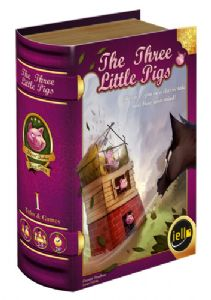 Tales & Games : The 3 Little Pigs